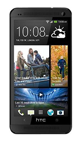 HTC One M7 Unlocked GSM 4G LTE Quad-Core Smartphone w/Beats Audio - Black
