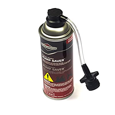 Briggs & Stratton 6151 Pump Saver Anti-Freeze and Lubricant Formula for Pressure Washers, 10.7-Ounce