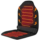 Heated Seat Cover Universal Chair Cushion One-Key Operation Connector Quick Heating Pad