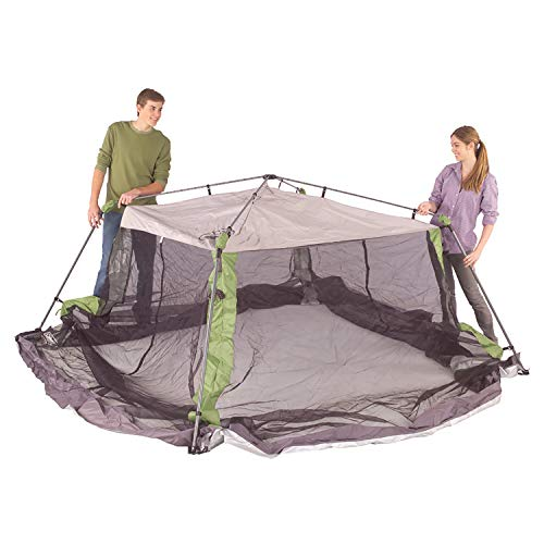 41vKo1 1LOL - Coleman Screened Canopy Tent | 15 x 13 Screened Sun Shelter with Instant Setup