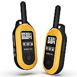 Radioddity PR-T2 Walkie Talkie PMR446 Long Distance 16 Channels Professional Two Way Radio