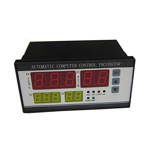 HXHON Incubator Controller, Multifunctionele Automatische Incubator Thermostaat Temperatuur Vochtigheid Incubator Sensor Probe Incubator Controle Systeem