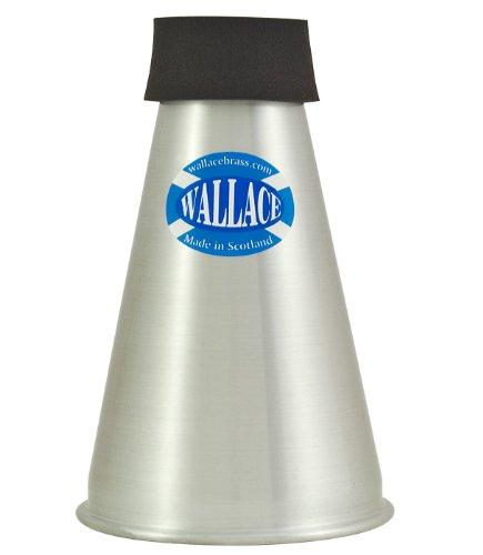 Wallace Trombón Fit N el Bell compacto sordina m19C fliscorno m21C Trombones sordina para trombón tenor