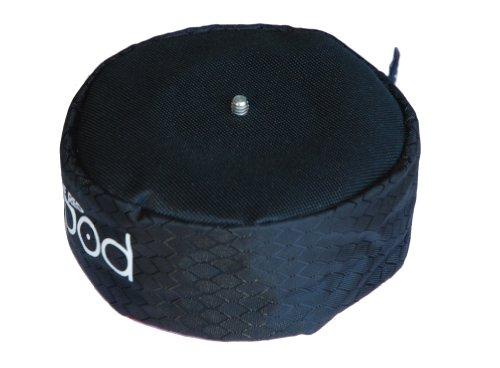 The Pod レッドビーンバッグカメラサポート コンパクトカメラ用