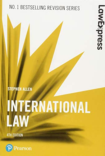 Law Express: International Law, 4th edition