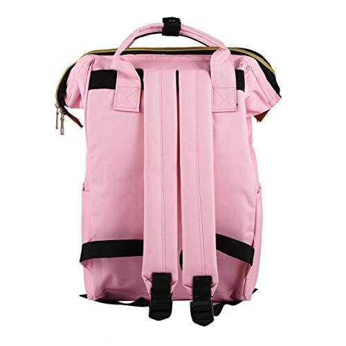 Mode Momie Maternity Diaper Bag Grand Sac D'allaitement Voyage Sac À Dos Designer Poussette Bébé Sac Bébé Soins Nappy Sac À Dos