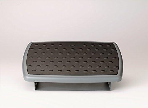 3M Adjustable Foot Rest, 18 Inch Wide Non-skid Platform (FR330)