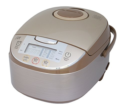SPT RC-1407 8 Cups Smart Rice Cooker
