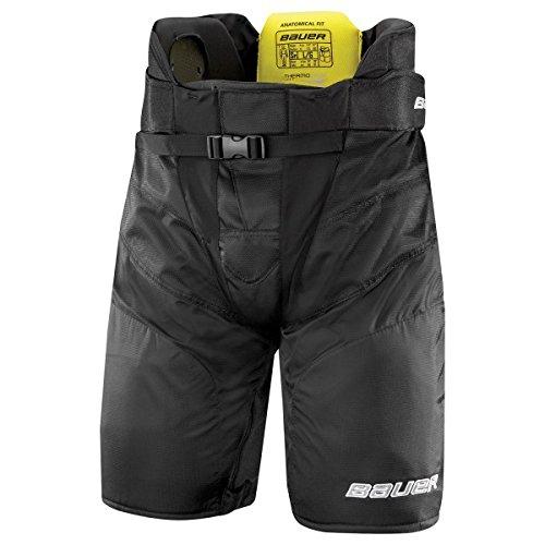 Bauer Supreme S190 Hose Junior, Größe:XL, Farbe:schwarz