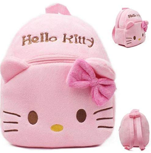 Mochila Hello Kitty Personaje Dibujos Animados ninos ninas de Peluche de Juguete Mini Bolsa DE LA Escuela Regalos guarderia Bebe