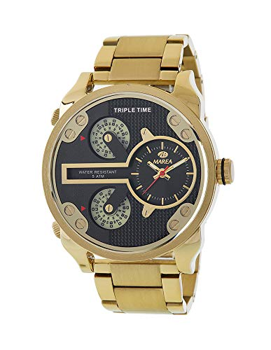 Reloj Marea Hombre B54150/1 Triple Hora