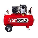 KS TOOLS 165.0705 - Compresseur sur Cuve - 200L - 10 Bars
