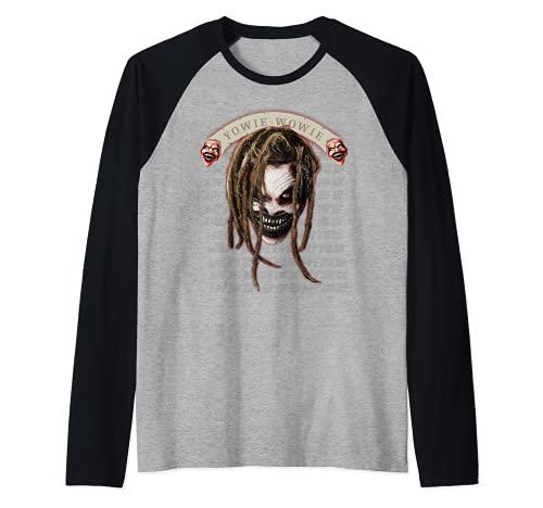 WWE Bray Wyatt El amigo Yowie Wowie Camiseta Manga Raglan