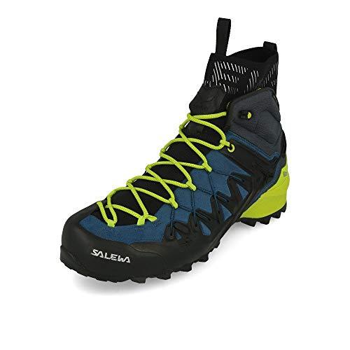 Salewa Wildfire Edge Mid Gore-Tex® Boots - Poseidon/Cactus