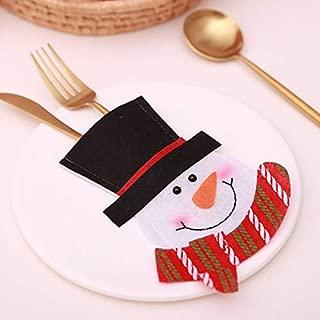 Party DIY Decorations - Christmas Santa Claus Snowman Cutter And K Table Decoration - Party Decorations Party Decorations Panel Band Machine Woodwork Desktop Mini Chainsaw Circular Table Plasma