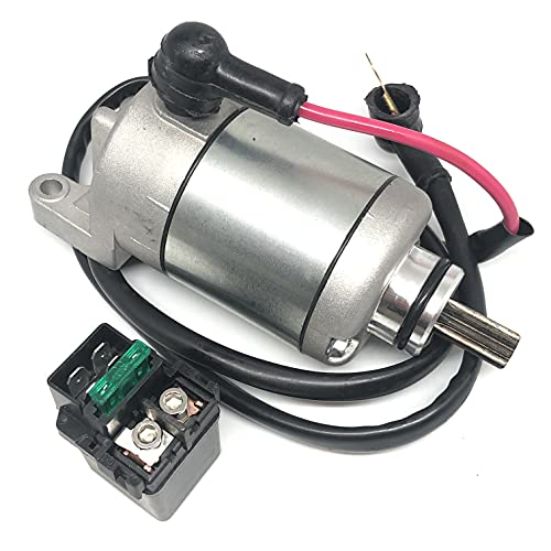 Motadin Starter & Relay Solenoid Compatible With Yamaha 1WD-H1800-00-00 1WD-H183G-00 1WD-H1940-00-00