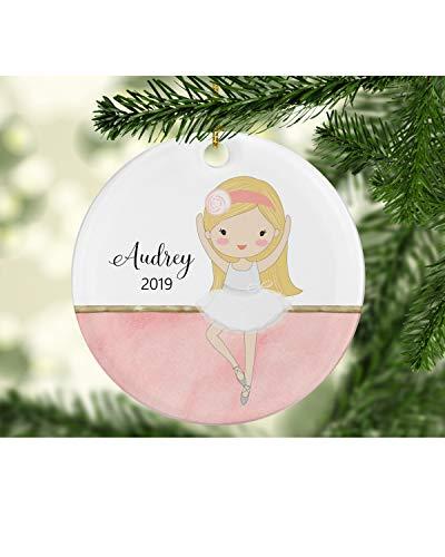 Alicert5II Ballerina-versiering ballerina-geschenk voor ballerina gepersonaliseerd ballerina-geschenk ballerina ballerina