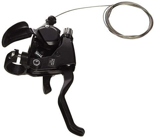Shimano Brems-/Schalthebel-Rapid-Fire 3-fach mit Ganganzeige schwarz, L - 2