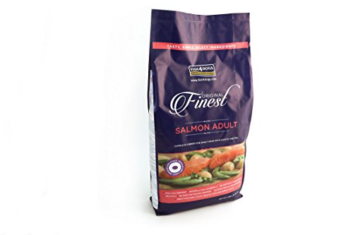 Fish4Dogs Fish4Dogs Canine Adult Regular Salmon 12Kg 12000 g
