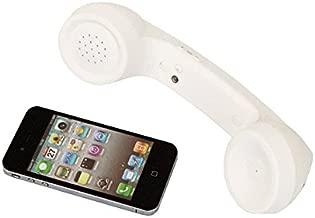 2016 New Wireless Bluetooth Mic Headphones Comfort Retro Phone Handset Mic Speaker Phone Call Receiver