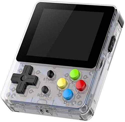 Compatibilité prise en charge pour PS1 / CPS / FC, console jeu rétro, manette filaire, manette jeu filaire pour contrôleur jeu, combiné manette jeu à chargement rapiUSB, récepteur Bluetooth, blanc