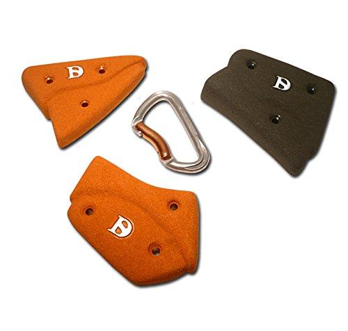 DIDAK's - Confezione di prede per arrampicata Strong Fingers