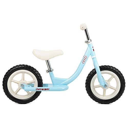 Retrospec 3032 Cub Kids Balance Bike No Pedal Bicycle, Powder Blue,, O/S