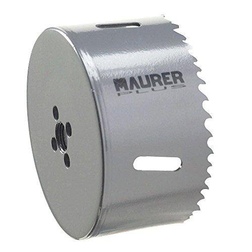 Maurer 9111115 Corona de Sierra bimetal, 111 mm