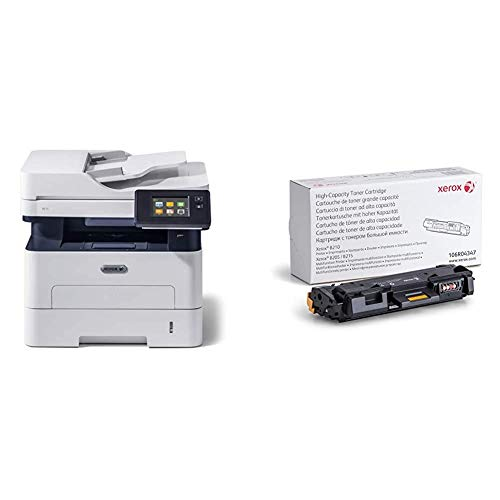 Stampante multifunzione Xerox® B215 A4 30ppm Wireless Copy/Print/Scan/Fax & Xerox B210/B205/B215 cartuccia toner nero capacita standard Toner Catridge Standard Nero