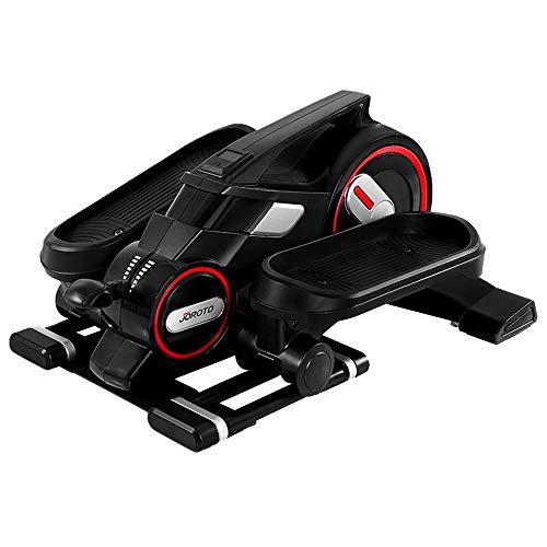 Máquinas de Step para Fitness Mini Entrenador elíptico, Bicicleta estática for la Salud, Equipo de Entrenamiento de Gimnasio en casa, Ejercicio Ajustable Paso a Paso