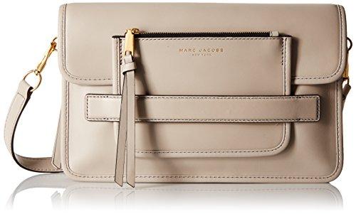 Marc Jacobs Damen Umhänge-Handtasche, Pebble, Einheitsgröße