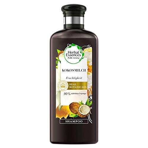 Herbal Essences Pure Lait de coco hydratant
