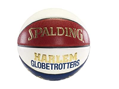 Spalding Harlem Globetrotters Official Game Baseketball