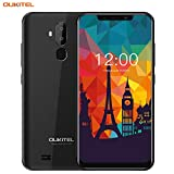 Best Dual Sim Smartphones - OUKITEL Smartphones Unlocked , Android 8.1 Unlocked Cell Review