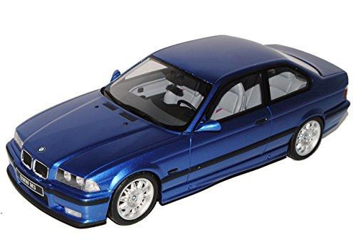 B-M-W 3er E36 Coupe M3 3,2 Blau 1990-2000 Nr 625 1/18 Otto Modell Auto