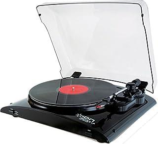 ION Audio Profile LP Turntable with USB Conversion - Black (B0029QRA1U) | Amazon price tracker / tracking, Amazon price history charts, Amazon price watches, Amazon price drop alerts