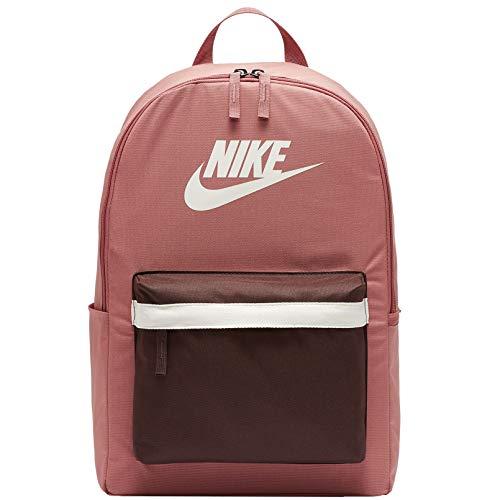 Nike Nk Heritage Bkpk - 2.0 - Canyon pink/Earth/Pale Ivory, Größe:-