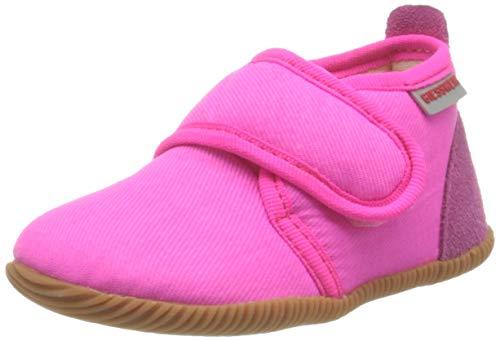 GIESSWEIN Baby-Mädchen Strass-Slim Fit Lauflernschuh, Pink, 25 EU