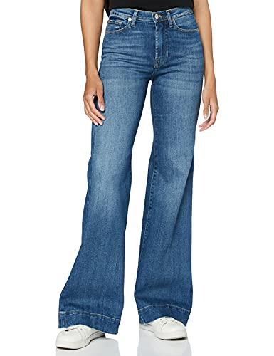 7 For All Mankind Modern Dojo Jeans, Light Blue, 23 Donna