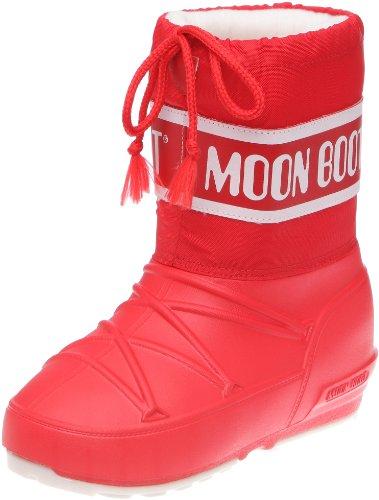 Moon Boot Pod Jr, Chaussures bébé mixte enfant - Rose (Rosso), 29-30 EU