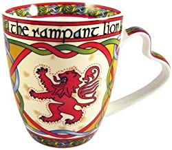 Clara Craft, Royal Tara Scotland Rampant Lion Mug