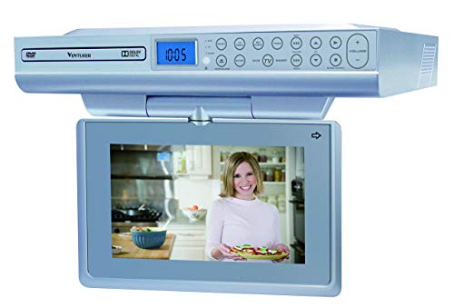 Purchase Venturer Undercabinet Kitchen LCD TV/DVD Combo (No AV No HDMI Input) (9)