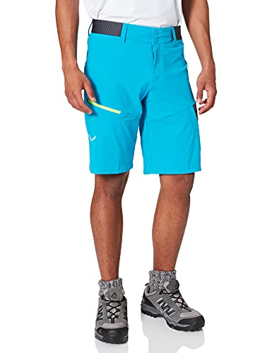 Salewa Herren Shorts Pedroc Cargo 2 DST M Shorts, Blue Danube/TBD, 52/XL, 00-0000026934