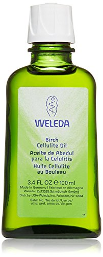 Cellulite-Öl Birkenöl, 8 Stück