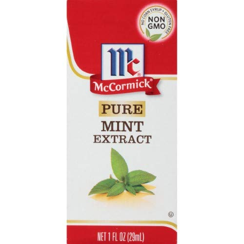 McCormick Pure Mint Extract - 1oz, Clear (Pack of 2)