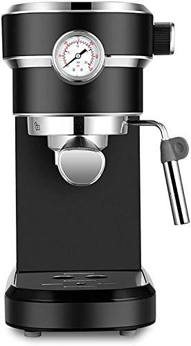 DSY Máquina de Café Espresso Portátil de 80 Ml, 75X216Mm, con Adaptador de Hogar (Emparejado con Estándar Estadounidense, Estándar Europeo, Estándar Británico Y Enchufe Estándar Aus