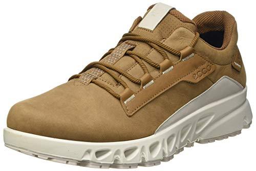 ECCO Herren Multi-Vent Hiking Shoe, Braun(Camel), 40 EU