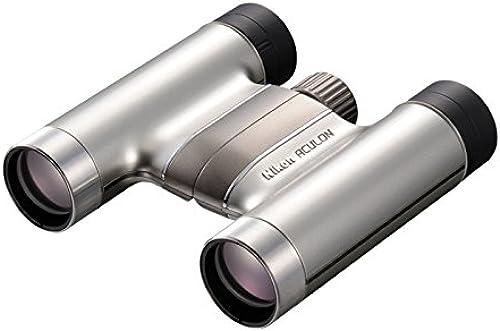 Nikon ACULON T51 8x24  Jumelles Argent, Compact, Légère et Corps Métallique