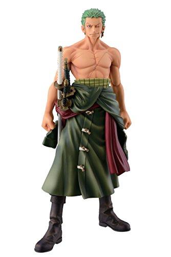Banpresto One Piece 10.25-Inch The Roronoa Zoro Master Stars Piece Figure, Special Version