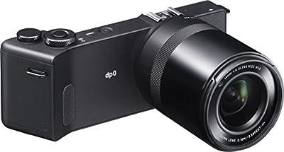 SIGMA デジタルカメラ dp0Quattro FoveonX3 有効画素数2,900万画素